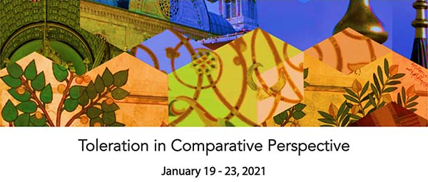 Toleration Conference 2021 Banner Image